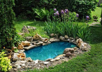 Atlanta Water Garden 36