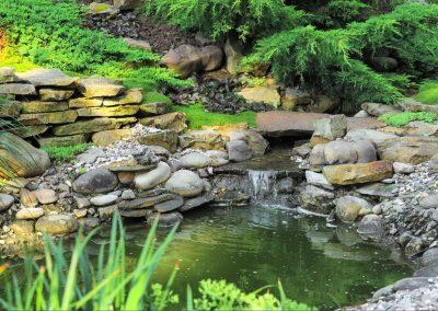 Atlanta Water Garden 39