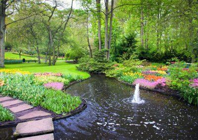 Atlanta Water Garden 41