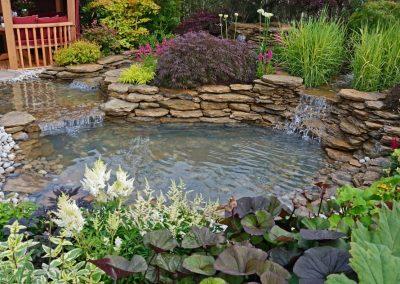 Atlanta Water Garden 45